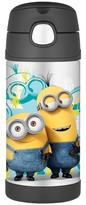 Thermos Minions 12oz FUNtainer Straw Bottle