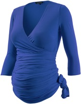Isabella Oliver Wrap Around Maternity Top