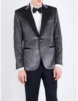 Brioni Regular-fit Velvet Jacket