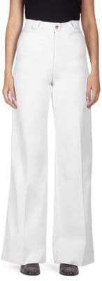 Acne Studios Tiffan Light Cotton Pants