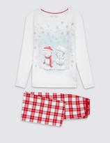 Tatty Teddy Pure Cotton Pyjamas (2-16 Years)