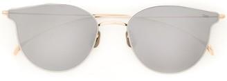 Eyevan 7285 Cat Eye Sunglasses