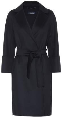 Max Mara S Arona double-face wool coat