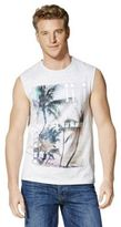 F&F Palm Tree Photographic Print Vest, Men's