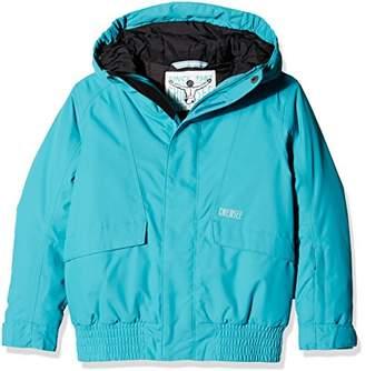 Chiemsee Gün J Girls 'Ski Jacket Olympe Blue Algiers Blue Size: (EU)