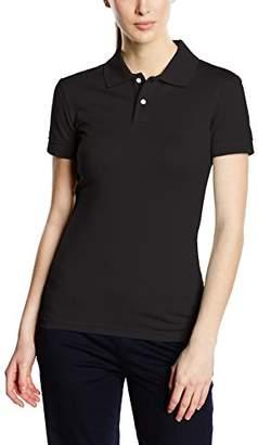 Trigema Unisex Polo Shirt Black Schwarz (Schwarz 008)