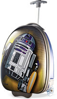 """Star Wars R2D2 18"""" Hardside Rolling Suitcase by American Tourister"""
