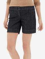 The Limited Chambray Tailored Shorts