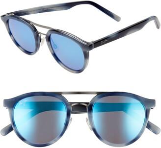 Maui Jim Sunny Days 49mm PolarizedPlus(R)2 Round Sunglasses