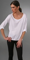 Oversized Rolled Sleeve T-Shirt