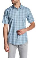 Zachary Prell Drew Long Sleeve Printed Shirt
