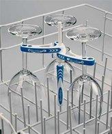 Stemgrip Franmara 7308-C Plastic Stem Grip Dishwasher Caddy For Wine Glasses