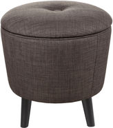 Madison Park Katy Storage Ottoman