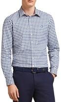 Thomas Pink Finn Check Classic Fit Button-Down Shirt