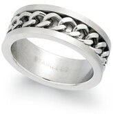 Thumbnail for your product : Sutton by Rhona Sutton Men's Stainless Steel Chain Ring