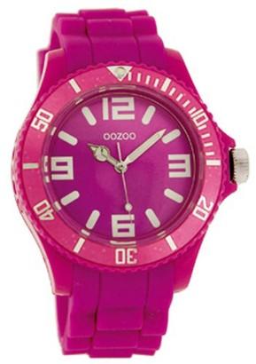 Oozoo Kids Fashion Watch Pink JR216