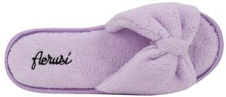 Aerusi Women's Cozy Slide Indoor Slippers