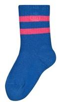 Mini Rodini Stripe Sock Blue