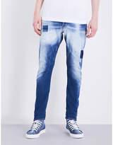 DSQUARED2 Sexy twist slim-fit skinny jeans