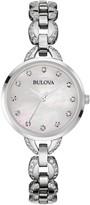 Bulova Women's Facets Bracelet Watch