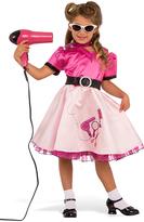 Rubie's Costume Co '50s Beauty School Girl Dress-Up Set - Girls