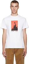 Noah White Angry Pelican T-shirt