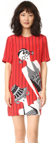 Holly Fulton Print T-Shirt Dress