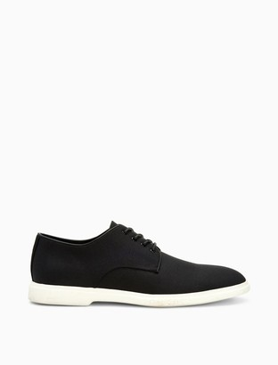 Calvin Klein Theon Ballistic Nylon Lace-Up Shoe