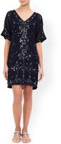 Monsoon Alexia Mirror Dress