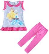 Novatx Sunny Princess Baby Girl Clothes Sets Kg5430 Grey
