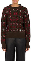 Each X Other Women's Floral Wool-Blend Embellished Sweater
