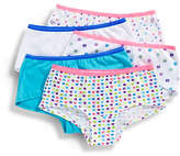 Maidenform 5 Pack Girls 7 to 16 Bright Music Minishorts