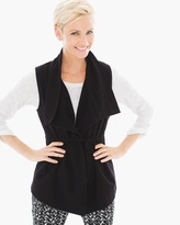 Chico's Marina Solid Knit Vest