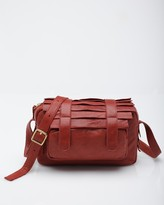 Cartella Bag In Wine