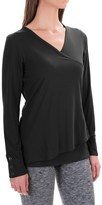 Exofficio Wanderlux Crossfront Shirt - Long Sleeve (For Women)