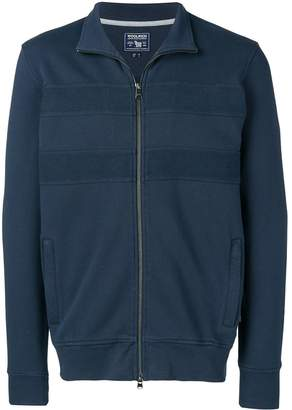 Woolrich zipped sweater