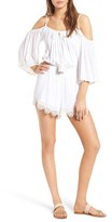Socialite Women's Cold Shoulder Romper