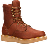 "Georgia Boot Men's G81 8"" Wedge Boot"