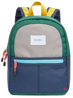 State Bags Kane Mini Colorblock Backpack