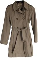 MICHAEL Michael Kors Beige Cotton Trench coat