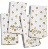 Homewear Merry Merry Napkins, Set Of 4