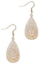 New York & Co. Pavé Teardrop Earring