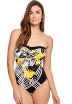 Fantasie Beziers Underwired Straight Neck Control Swimsuit
