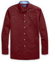 Ralph Lauren Classic Fit Cotton Sport Shirt