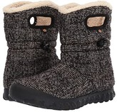 Bogs B Moc Mid Woven (Black Multi) Women's Shoes