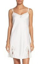 Natori Women's Feathers Satin Chemise