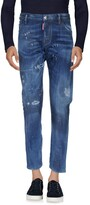 DSQUARED2 Denim pants - Item 42612541