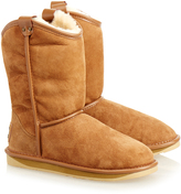 Australia Luxe Collective Chestnut Cowboy Short Shearling Boot