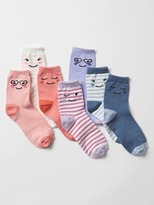 Gap Smiley face days-of-the-week socks (7-pack)