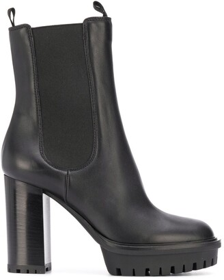 Gianvito Rossi Chelsea ankle boots